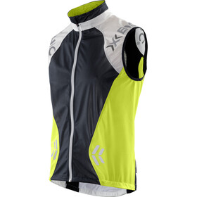 X-Bionic SphereWind Running Running Vest Men black/colourful